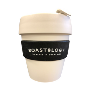 Roastology 8oz ReusableSip Through Lid  Keep Cup