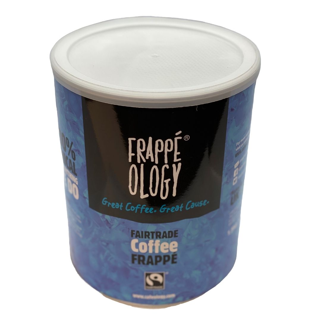 An image of Frappeology Coffee Frappe Powder single unit x 1.5 kg
