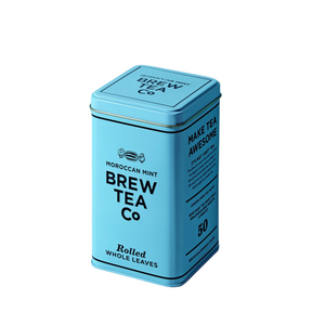 Brew Tea Co. - Tea In A Tin - Moroccan Mint