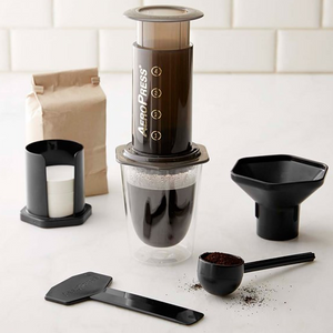 AeroPress Coffee Maker (includes 350 filter papers)