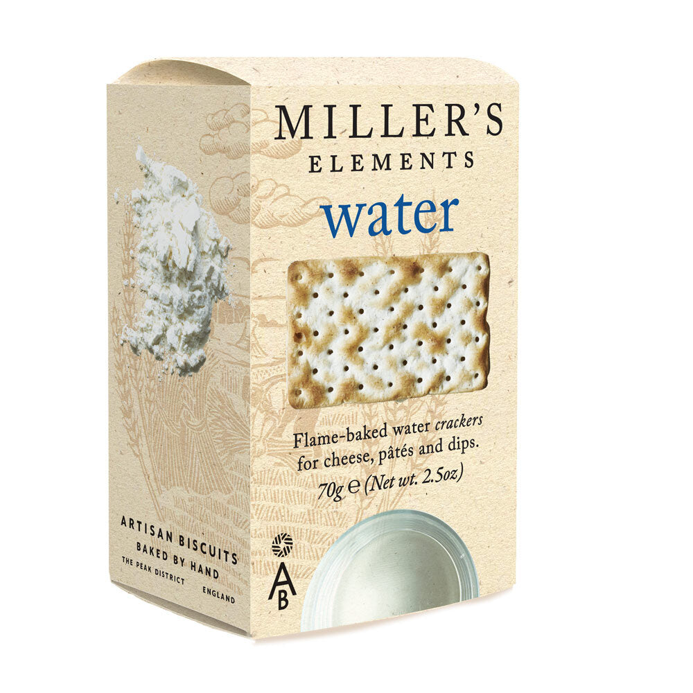 An image of Miller's Elements Water Crackers Pouch