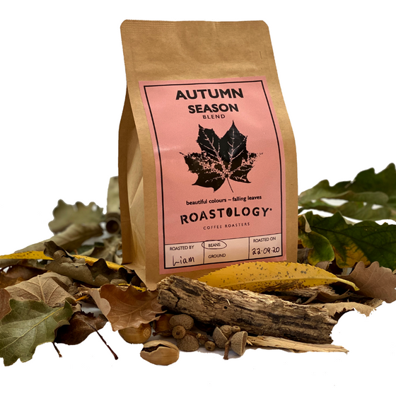 Roastology Autumn Season Blend