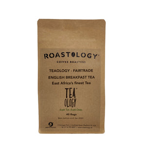 Teaology Premium East African English Breakfast Teabags x 40
