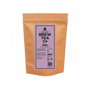 Brew Tea Earl Grey Loose Leaf Tea x 500g
