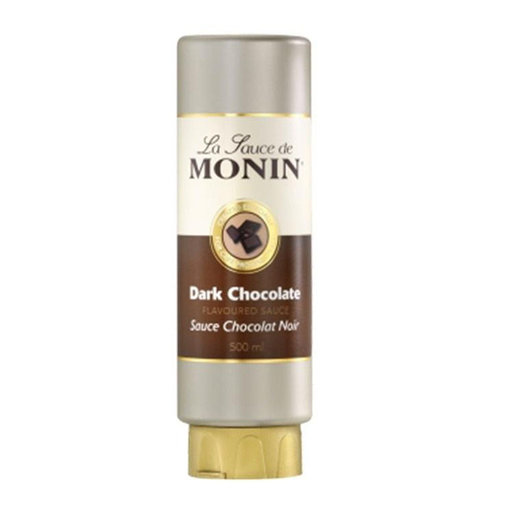 Monin Dark Chocolate Sauce x 500g