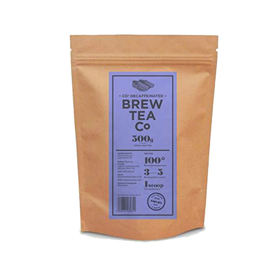 Brew Tea CO2 Decaff Loose Leaf Tea x 500g