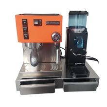 Rancilio Rocky/Silvia Knock Out Draw