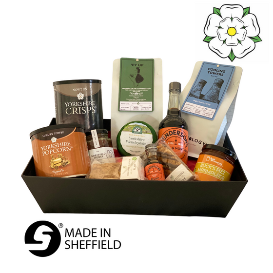 Our 'reyt good' Yorkshire Hamper