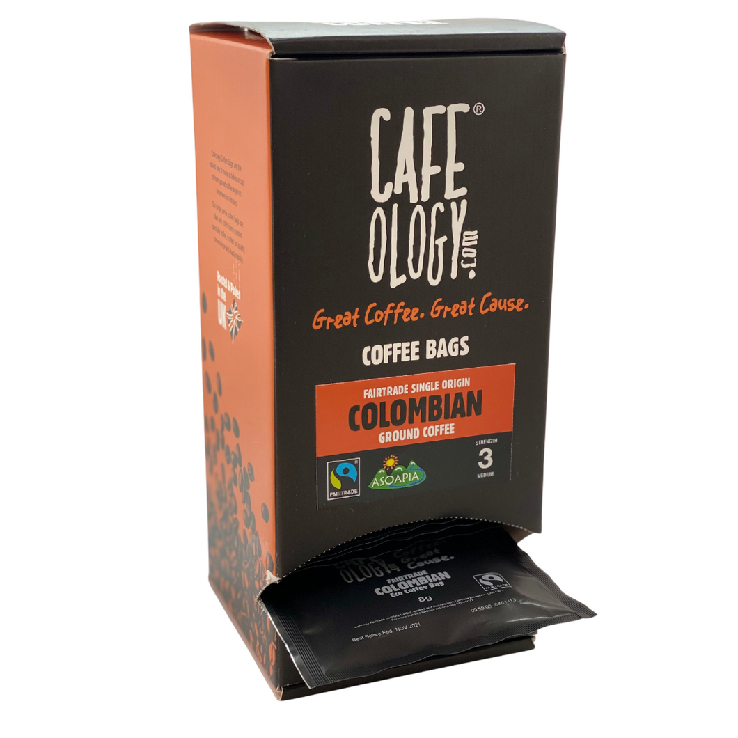 Cafeology Coffee Bags