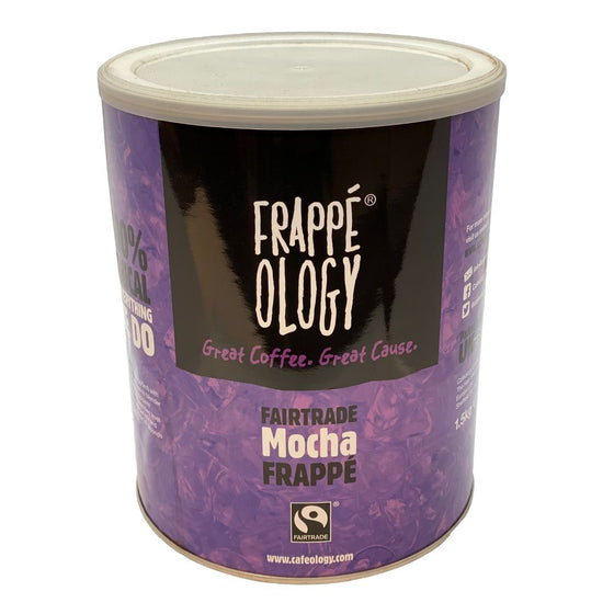 Frappeology Mocha  Frappe Powder single unit x 1.5kg