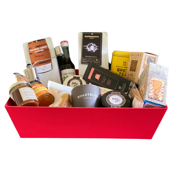 Build Your Own Christmas Hampers
