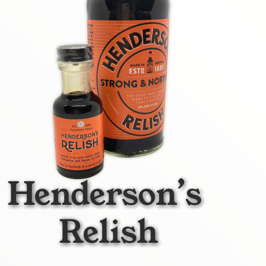 An image of Hendersons Relish 31ml