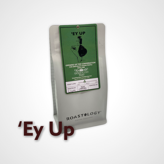 'Ey Up Blend - Charity Coffee