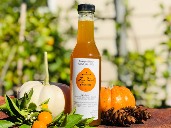 Kumquat Shrub + $50 Gift Card