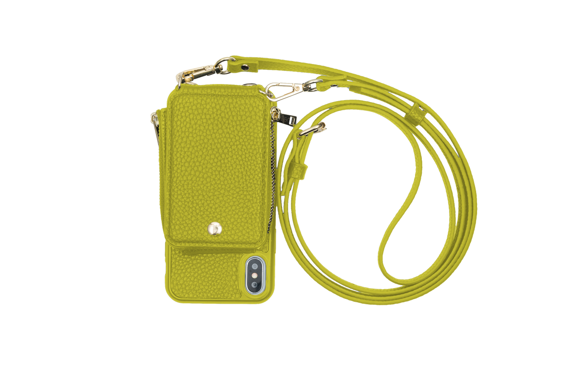 Avocado Crossbody TREK™ for iPhone X/XS - TREK™ tech accessories