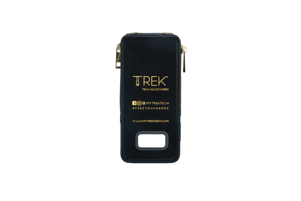 Black Crossbody TREK™ for Galaxy S9 - TREK™ | Cross-body Phone Case Purses