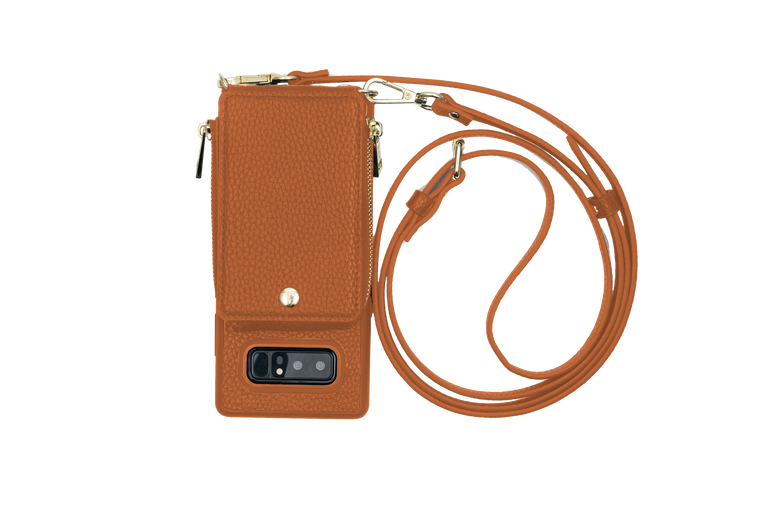 Camel Crossbody TREK™ for Note 8 - TREK™ | Cross-body Phone Case Purses