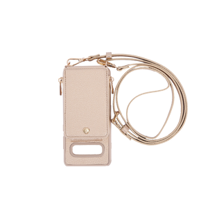 Gold Crossbody TREK™ Compatible with Galaxy S10+