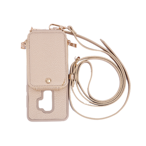 Gold Crossbody TREK™ Compatible with Galaxy S9+