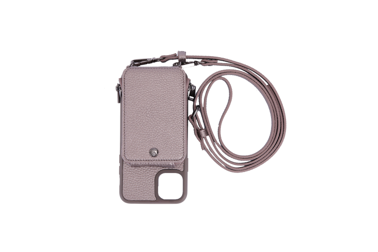 Gunmetal Crossbody TREK for iPhone 11 Pro Max - TREK™ tech accessories