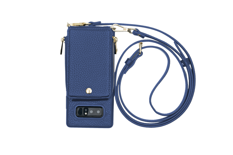 Navy Crossbody TREK™ for Note 8 - TREK™ | Cross-body Phone Case Purses