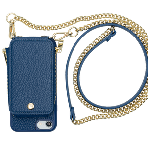 Chain Strap Navy TREK™ Compatible with iPhone 6/7/8