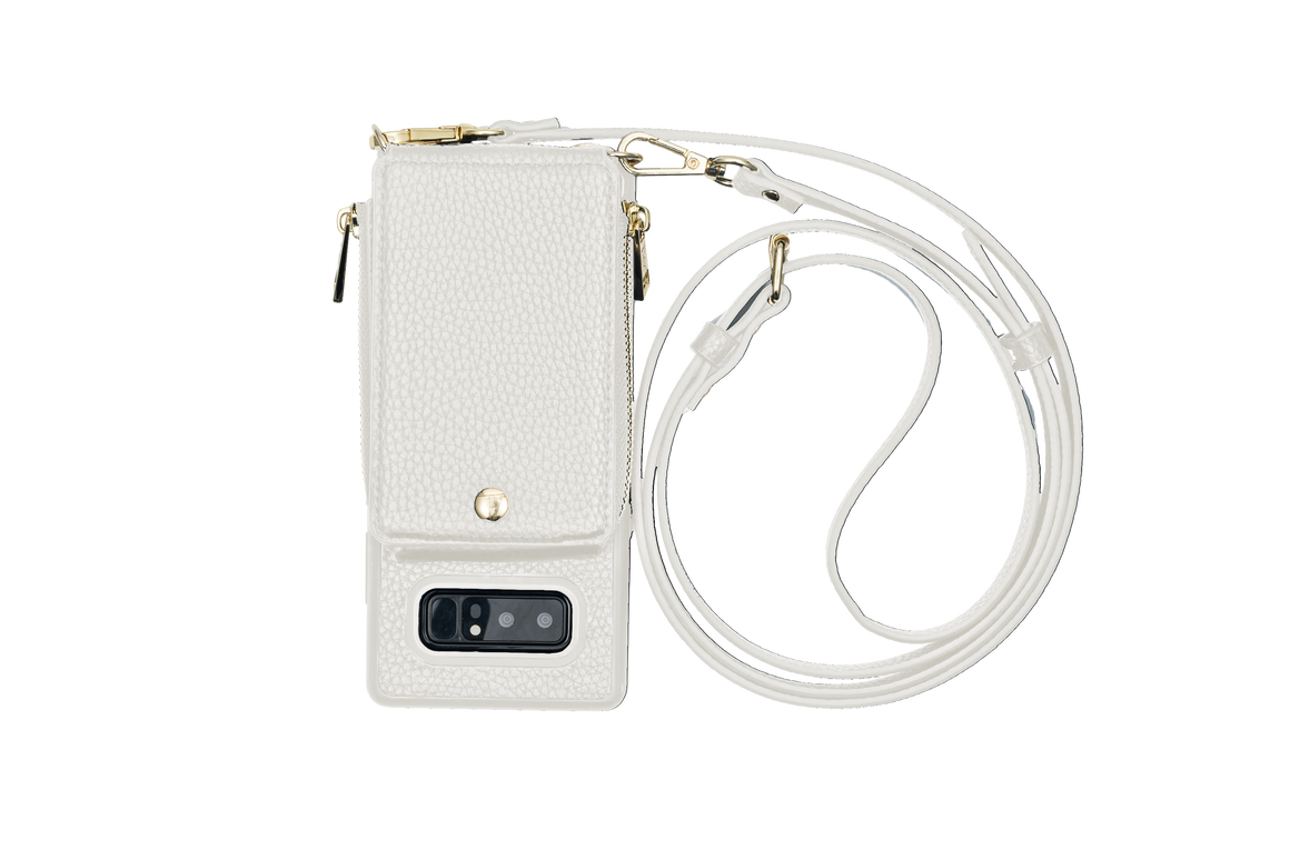Pearl Crossbody TREK for Note 8 - TREK™ | Cross-body Phone Case Purses