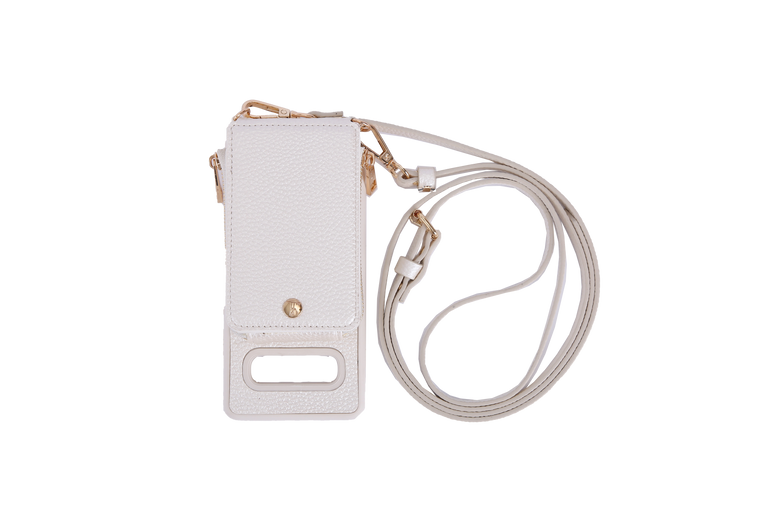 Pearl Crossbody TREK for Galaxy S10+ - TREK™ | Cross-body Phone Case Purses
