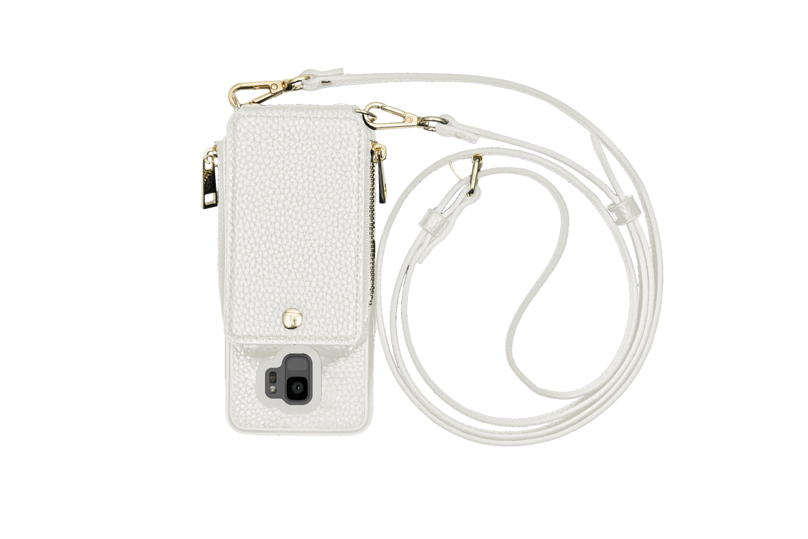 Pearl Crossbody TREK for Galaxy S9 - TREK™ | Cross-body Phone Case Purses