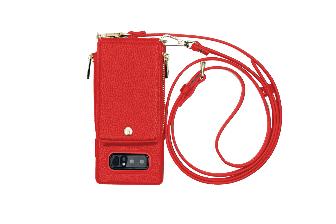 Lobster Crossbody TREK™ for Note 8 - TREK™ | Cross-body Phone Case Purses