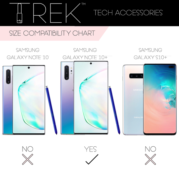 Pearl Crossbody TREK™ Compatible with Note 10+ 1