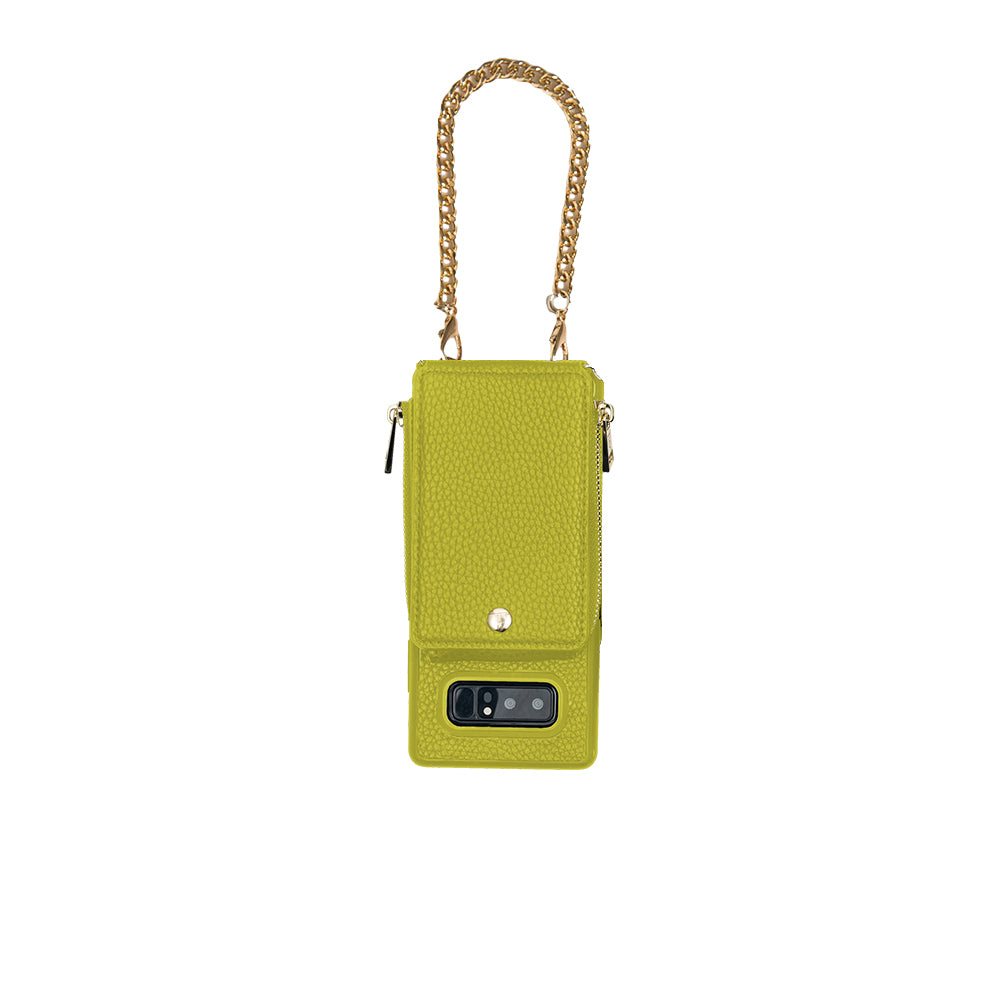 Avocado Crossbody TREK™ for Note 8 - TREK™ | Cross-body Phone Case Purses