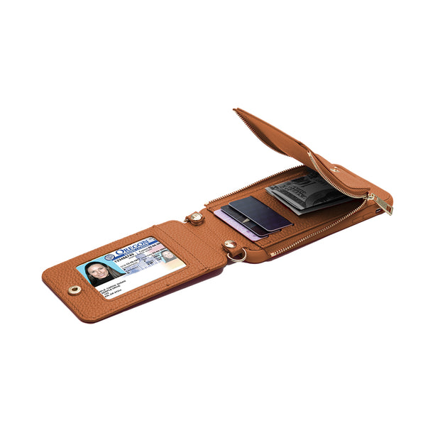 Camel Crossbody TREK™ Compatible with Note 8 1