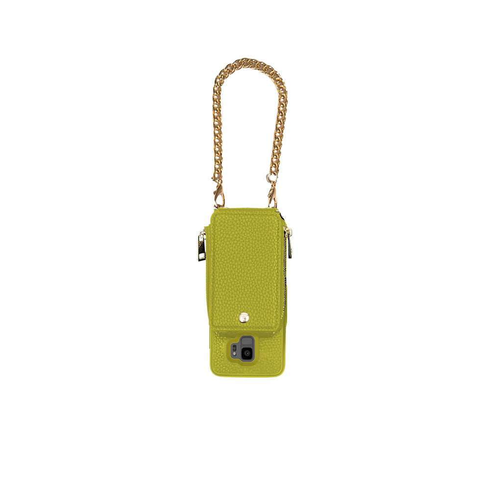 Avocado Crossbody TREK™ for Galaxy S9 - TREK™ | Cross-body Phone Case Purses