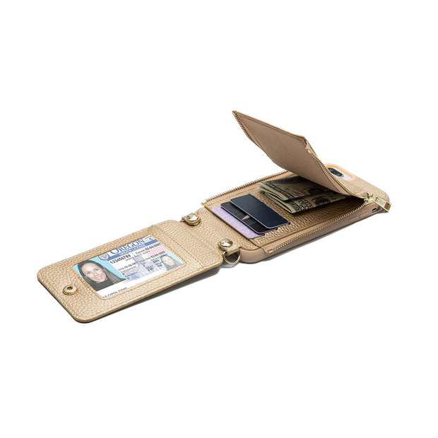 Gold Crossbody TREK™ Compatible with Galaxy S9+ 1