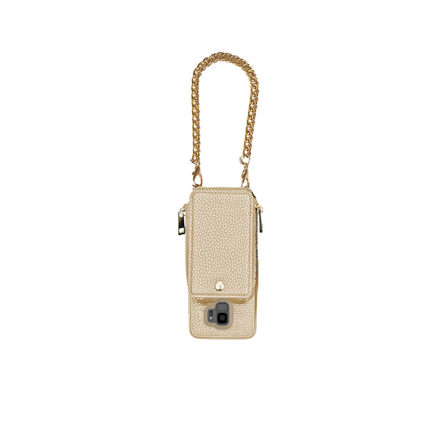 Gold Crossbody TREK™ Compatible with Galaxy S10+ 1
