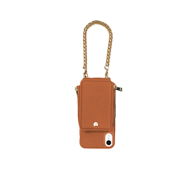 Camel Crossbody TREK™ Compatible with iPhone XR 1