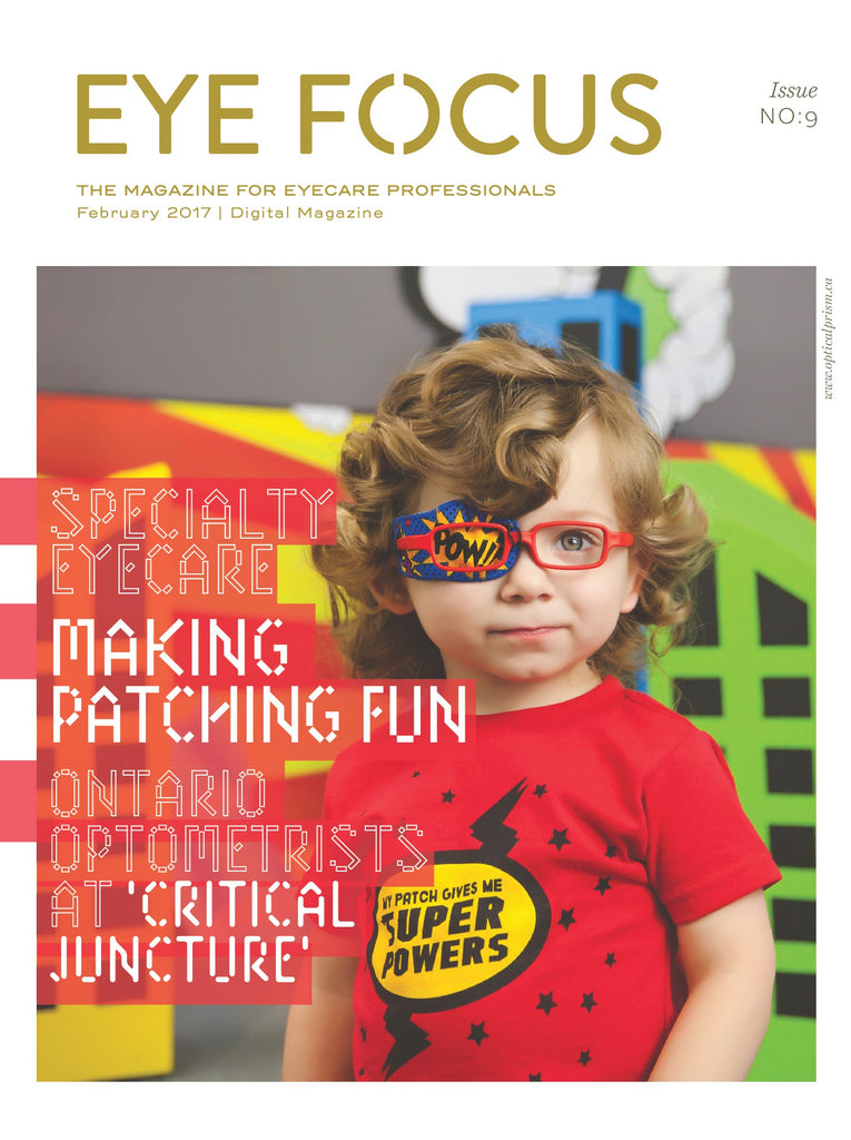 kids eye patch magazine article