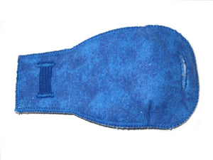 Blue - kids eye patches