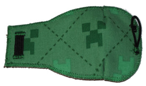 Minecraft - kids eye patches