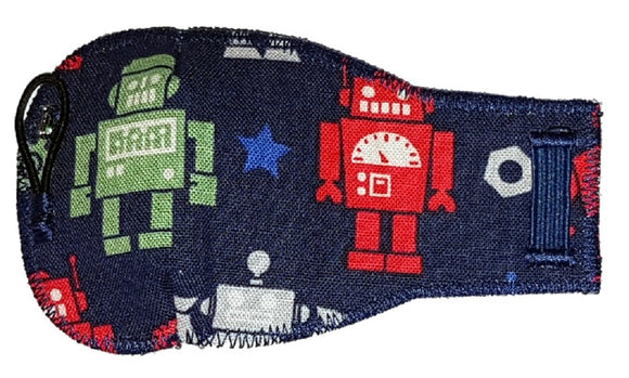 Robot - patch of the week! - kids eye patches