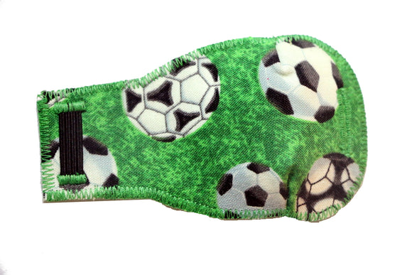 Soccer - kids eye patches