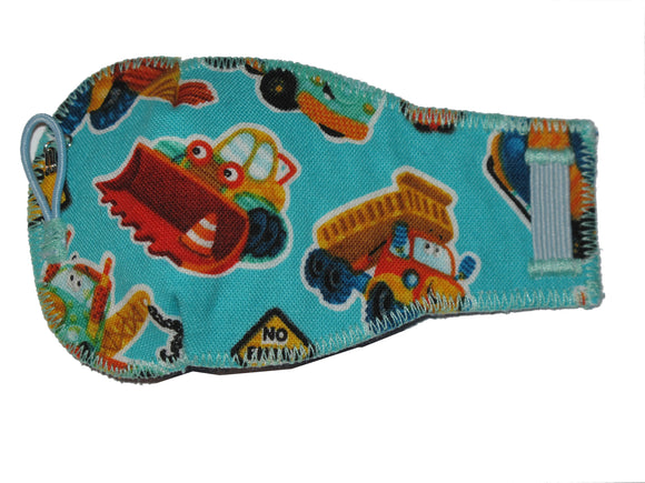 Trucks - kids eye patches