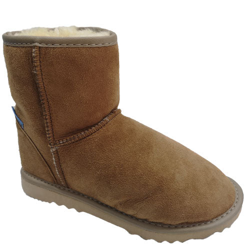 BLUESHEEP ANKLE SHORT UGG (large sizes only)