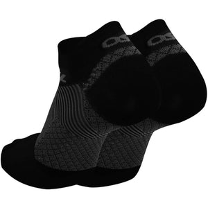 Arch Support No Show Socks (black or white)