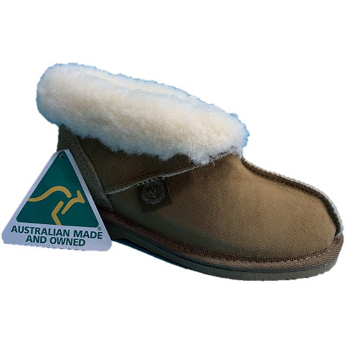 PRINCESS SHEEPSKIN SLIPPER