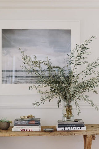 green branches in your home