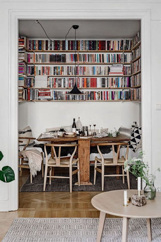 styling your book collection