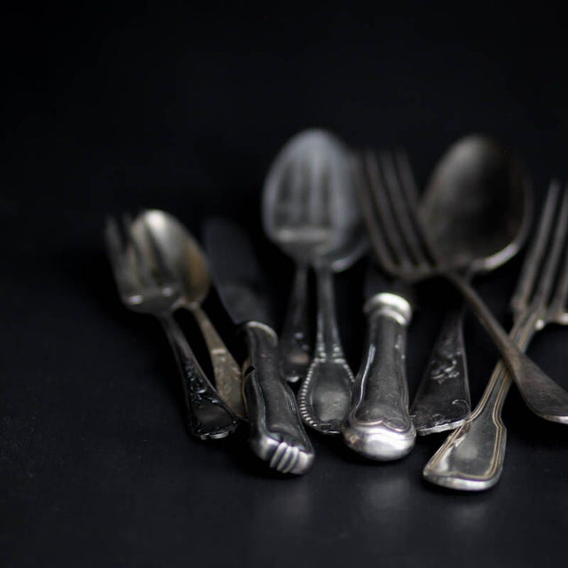 vintage french flatware