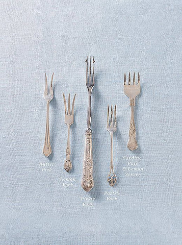 What's What in Vintage Flatware
